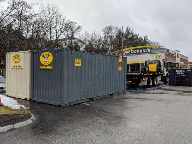 McDonalds-1 Storage Containers